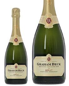 グラハム ベック ブリュット 750ml 南アフリカ スパークリングワイン