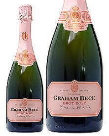 グラハム ベック ブリュット ロゼ 750ml 南アフリカ スパークリングワイン