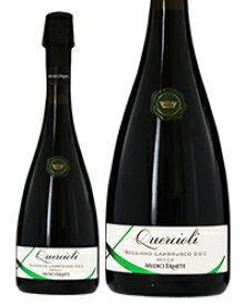メディチ エルメーテ クエルチオーリ レッジアーノ ランブルスコ セッコ NV 750ml 正規 スパークリングワイン