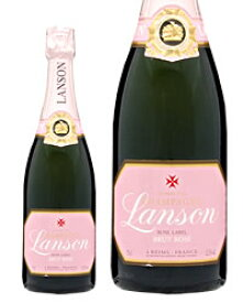 ランソン ロゼラベル ブリュット ロゼ 750ml 並行 シャンパン シャンパーニュ フランス