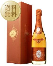 【送料無料】 ルイ ロデレール(ルイ・ロデレール) クリスタル ロゼ 2012 箱付 750ml 並行 シャンパン シャンパーニュ フランス