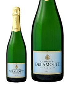 ドゥラモット ブリュット NV 750ml 正規 シャンパン シャンパーニュ スパークリングワイン フランス