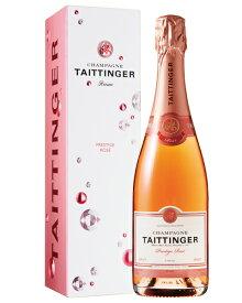 テタンジェ プレステージ ロゼ 箱付 750ml 正規 シャンパン シャンパーニュ フランス