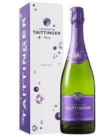 テタンジェ ノクターン セック 箱付 750ml 正規 シャンパン シャンパーニュ フランス