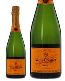 スパークリングワイン ヴーヴ クリコ ポンサルダン(ヴーヴ・クリコ)(ヴーヴ クリコ)(ブーブ クリコ) イエローラベル ブリュット 750ml 並行 シャンパン シャンパーニュVeuve フランス