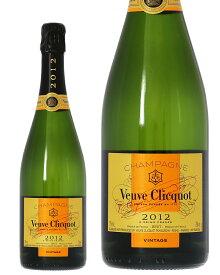 ヴーヴ クリコ ポンサルダン(ヴーヴ・クリコ)(ヴーヴ クリコ)(ブーブ クリコ) ヴィンテージ 2012 750ml 正規 シャンパン シャンパーニュ フランス