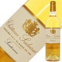 シャトー スデュイロー(シュデュイロー) 2017 750ml 白ワイン 貴腐ワイン セミヨン フランス ボルドー