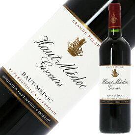 格付け第3級 AOC オー メドック ル オー メドック ジスクール(ル オー メドック ド ジスクール) 2017 750ml 赤ワイン カベルネ ソーヴィニヨン フランス ボルドー