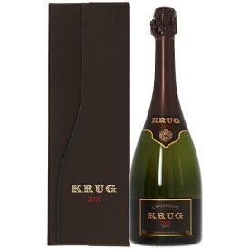 クリュッグ ヴィンテージ 2000 箱付 750ml 並行 シャンパン シャンパーニュ フランス
