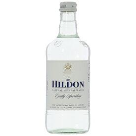 【送料無料】【包装不可】 ヒルドン ナチュラル ミネラル ウォーター ジェントリー スパークリング 瓶 1ケース 500ml×24本
