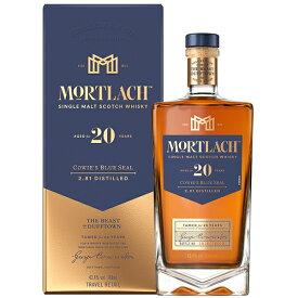 モートラック 20年 シングルモルト スコッチウイスキー 43.4度 箱付 700ml