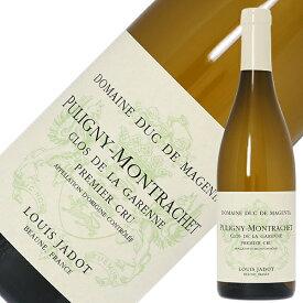 ルイ ジャド ピュリニ モンラッシェ プルミエ クリュ クロ ド ラ ガレンヌ モノポールDDM 2017 750ml 白ワイン シャルドネ フランス ブルゴーニュ