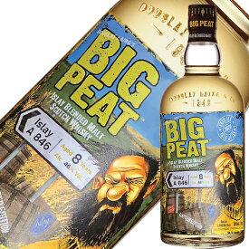 【包装不可】 ダグラスレイン ビッグ ピート 8年 フェス アイラ 2020 アイラ ブレンデッド モルト スコッチ ウイスキー 46度 箱なし 700ml