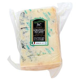6/17入荷予定 イゴール ゴルゴンゾーラ ピカンテ 約500g (450g〜550g) イタリア産 青カビタイプ チーズ 【包装不可】【要クール便】