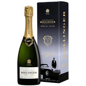 ボランジェ NV スペシャル キュヴェ (ボランジェ スペシャル・キュヴェ)007リミテッド 箱付 750ml 正規 シャンパン シャンパーニュ フランス