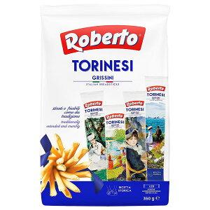 【包装不可】 ロベルト グリッシーニ トリネージ 350g(14g×25袋入り) 食品