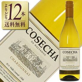 【よりどり12本送料無料】 コセチャ シャルドネ (旧タラパカ コセチャ シャルドネ) 2020 750ml 白ワイン チリ