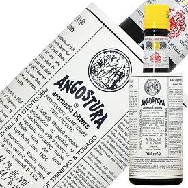 【包装不可】 アンゴスチュラ ビターズ 44.7度 並行 200ml