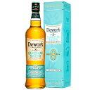 7/30入荷予定 デュワーズ カリビアンスムース 8年 ブレンデッド スコッチ ウイスキー 40度 箱付 700ml