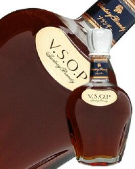 三得利白兰地VSOP玻璃瓶40度正规的700ml
