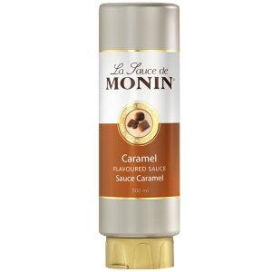 【あす楽】【包装不可】 モナン キャラメル ソース 500ml monin