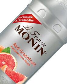 モナン フルーツミックス レッドグレープフルーツ 1000ml(1L)monin