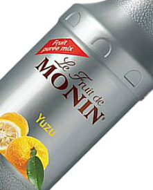 モナン フルーツミックスユズ 1000ml(1L)monin