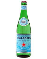 【あす楽】【包装不可】 サンペレグリノ 炭酸水瓶 1ケース 24本入り 500ml 炭酸水