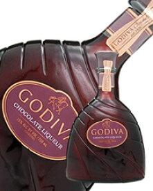 【あす楽】【包装不可】 ゴディバ チョコレート クリーム リキュール 15度 750ml 正規