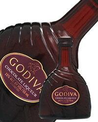 【あす楽】 ゴディバ チョコレート クリーム リキュール ミニチュアボトル 15度 50ml 正規