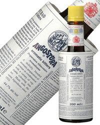 【あす楽】【包装不可】 アンゴスチュラ ビターズ 44.7度 200ml