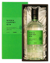 ニッカ カフェ ジン 47度 ギフトボックス 700ml