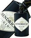 ヘンドリクス(ヘンドリックス) ジン 44度 700ml 正規