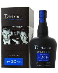 【あす楽】【包装不可】 ディクタドール 20年40度 箱付 700ml