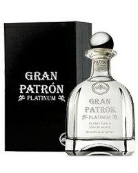 【あす楽】【包装不可】 パトロン グラン プラチナム 40度 箱付 750ml 並行