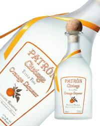 【包装不可】 パトロン テキーラ シトロンジ オレンジリキュール 35度 750ml 正規