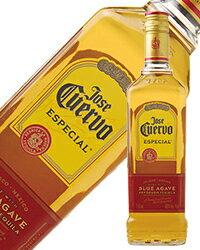 【あす楽】【※グラスは付いておりません】 クエルボ ゴールド エスペシャル 40度 750ml 正規