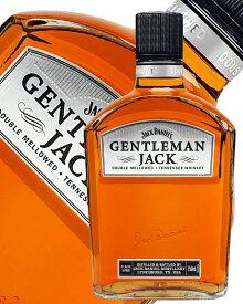 【あす楽】【包装不可】 ジャックダニエル ジェントルマン ジャック 40度 750ml 正規