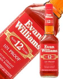 【あす楽】 エヴァン ウィリアムス 12年 50.5度 750ml 正規