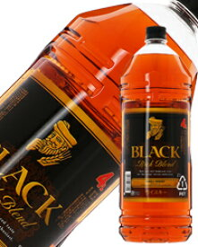 【包装不可】 ブラックニッカ リッチブレンド 40度 4000ml(4L) ペットボトル
