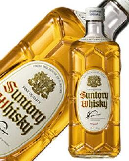 三得利威士忌白角(角瓶)40度700ml