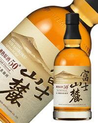 【あす楽】 キリンウイスキー 富士山麓 樽熟原酒50度 700ml