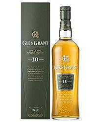 【あす楽】 グレングラント 10年 40度 箱付 700ml