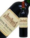 【あす楽】 ブルジョワ級 シャトー ボーモン 2012 750ml 赤ワイン フランス