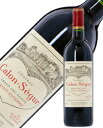 【あす楽】 格付け第3級 シャトー カロン セギュール 2001 750ml 赤ワイン フランス