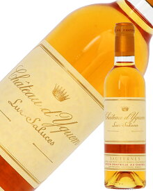 シャトー ディケム ハーフ 1996 375ml 白ワイン 貴腐ワイン セミヨン フランス ボルドー