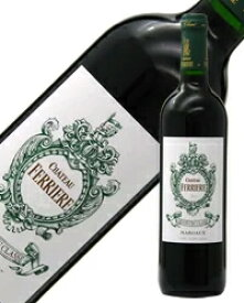 格付け第3級 シャトー フェリエール 2011 750ml 赤ワイン カベルネ ソーヴィニヨン フランス ボルドー