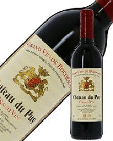 シャトー ル ピュイ 1990 750ml 赤ワイン メルロー フランス ボルドー