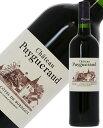 シャトー ピュイグロー(ピュイゲロー) 2010 750ml 赤ワイン メルロー フランス ボルドー