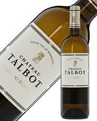【あす楽】 格付け第4級 シャトー タルボ カイユ ブラン 2016 750ml 白ワイン ソーヴィニヨン ブラン フランス ボルドー